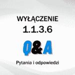 1.1.3.6 ADR. Najczęstsze pytania.